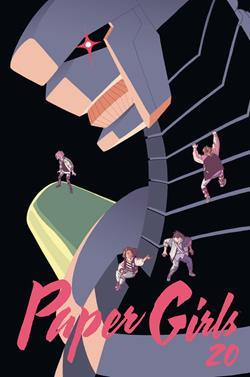 PAPER GIRLS Nº20