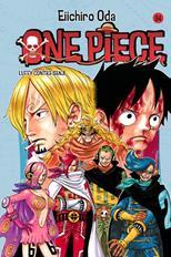 ONE PIECE Nº84