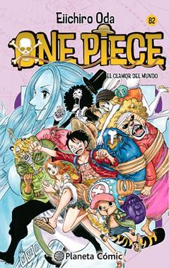 ONE PIECE Nº82