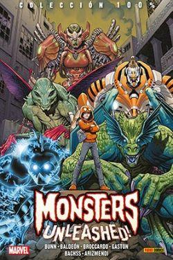 MONSTERS UNLEASHED! LA COLECCION COMPLETA