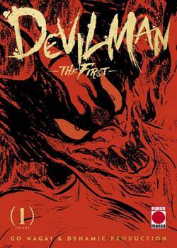 DEVILMAN: THE FIRST 01