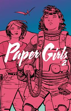 PAPER GIRLS (TOMO) Nº02/04