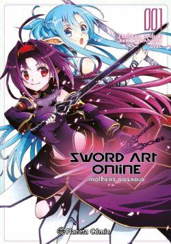 SWORD ART ONLINE MOTHER ROSARIO (MANGA) Nº 01