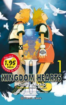 MM KINGDOM HEARTS Nº 01 1,95