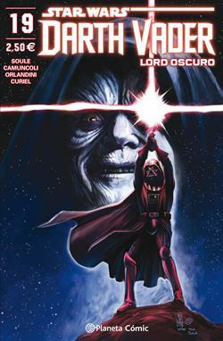 STAR WARS DARTH VADER LORD OSCURO Nº19/25