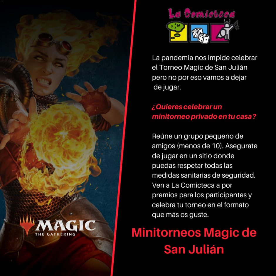 MINITORNEOS MAGIC DE SAN JULIAN